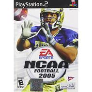 NCAA Football 2005 For PlayStation 2 PS2 - EE526526