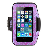Belkin Armband Case For iPhone 5 5S SE 5C Purple - EE542973