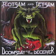 Doomsday For The Deceiver On Vinyl Record by Flotsam & Jetsam - EE552017
