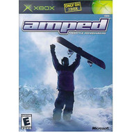 Amped: Freestyle Snowboarding For Xbox Original - EE557095