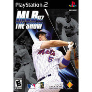 MLB 07 The Show For PlayStation 2 PS2 Baseball - EE562812