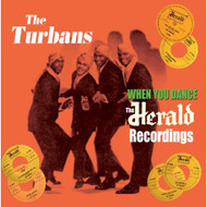 When You Dance: Herald Recordings By Turbans On Audio CD Album 2008 - DD609116