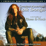 Greatest American Folk Songs In The Tradition Of Blues And Rock By - DD632529