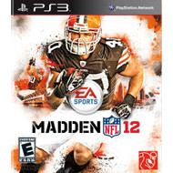 Madden NFL 12 For PlayStation 3 PS3 Football - EE566693