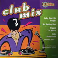 Hot Hits Club Mix By The Countdown Dance Masters On Audio CD Album - DD628833