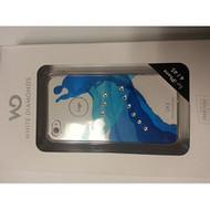 White Diamonds iPhone 4 4S Liquids Blue Case Cover - DD585540