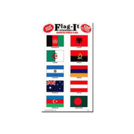 World Flag Stickers For Home Or School - DD629638