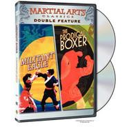 Militant Eagle / The Prodigal Boxer Martial Arts Classics Double - DD597567
