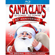 Santa Claus Is Comin' To Town On Blu-Ray With Mickey Rooney Fred - DD627380