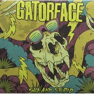 Sick & Stupid On Vinyl Record By Gatorface - EE548265