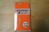 Gems iPhone 6 Plus Case Orange Includes Two Home Buttons - EE564742