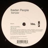 Ibadan People Sampler On Vinyl Record By Ibadan People Sample - EE551981