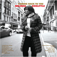 Coming Back To You By Melinda Doolittle On Audio CD Album 2009  - DD629119