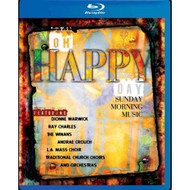 Oh Happy Day Sunday Morning Music Blu-Ray With Various Artists - EE503386