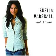 Sheila Marshall: What If I Was By Sheila Marshall On Audio CD Album 20 - DD628284