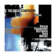 Great Composers By Great Composers On Audio CD Album 2011 - DD628298