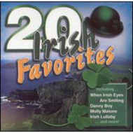20 Irish Favorites By Various On Audio CD Album 2011 - DD629284