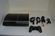 PlayStation 3 40GB System Video Game Systems Console Fat - ZZ528714