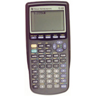 Texas Instruments TI-83 Graphing Calculator Handheld TI83 - ZZ627955