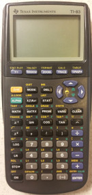 Texas Instruments TI-83 Plus Graphing Calculator - ZZ627963