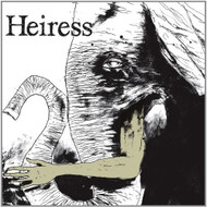 Naysayer B/w Just Throats On Vinyl Record by Heiress - EE549430