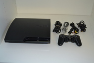 PlayStation 3 System Slim 120GB Video Game Systems Console - ZZ528703
