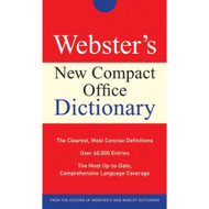 Webster's New Compact Office Dictionary By Agnes Michael E Paperback - EE496015