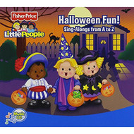 Halloween Fun Sing A To Z By Halloween Fun! Sing A To Z On Audio CD - DD586295