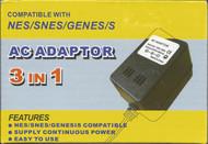Power Adapter NES SNES Sega Genesis Universal Power - ZZ527711