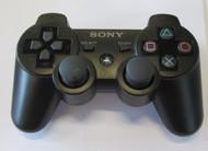 Sony OEM Dualshock 3 Wireless Controller Black For PlayStation 3 - ZZ491614