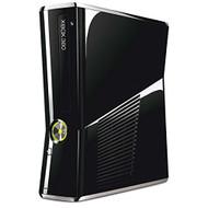 250GB Glossy Black Xbox 360 Slim Console - ZZ640172