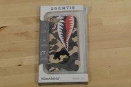Agent 18 iPhone 5 5S SE Slimshield Camo Fighter Cloth Fitted Case - EE558254