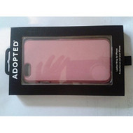 Adopted Leather Cell Phone Case For Apple iPhone 6 Saffiano Blush - EE557066