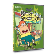 Ricky Sprocket Showbiz Boy With Na Children On DVD - EE453967