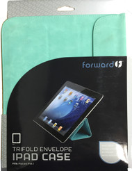 Forward Trifold Envelope iPad Turquoise FCTSL05TQ Case Cover Folding - EE564255