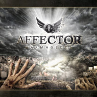 Harmagedon By Affector On Audio CD Album 2012 - EE548107