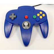 Nintendo N64 USB Controller Blue By Mars Devices - QQ99040
