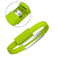 Micro USB Cable Bracelet For Android Smartphones And Other Devices - EE511447