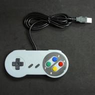 Retro Super Nintendo SNES USB Controller For PC MAC Controllers - ZZ518771