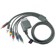 HDTV HD AV RCA Component Cable Cord For Microsoft / Slim For Xbox 360 - ZZ534983