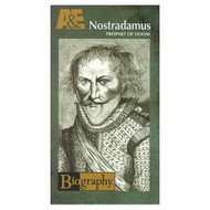 Biography Nostradamus: Prophet Of Doom VHS By Biography On Audio - DD645311