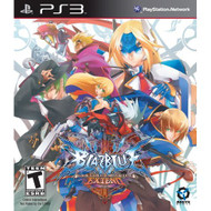 BlazBlue: Continuum Shift Extend Standard Edition For PlayStation 3 PS - EE645729