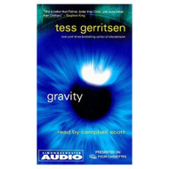 Gravity Abridged Edition By Gerritsen Tess Published - DD645934