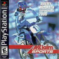 Jeremy McGrath Supercross 2000 For PlayStation 1 PS1 - EE646511