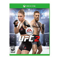 EA Sports UFC 2 For Xbox One Wrestling With Manual and Case - EE647227