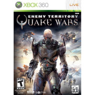 Enemy Territory: Quake Wars For Xbox 360 Shooter With Manual and Case - DD647278