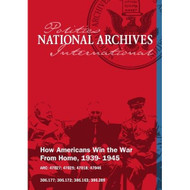 How Americans Win The War From Home 1939- 1945 On DVD Educational - DD648168