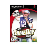 NFL GameDay 2003 For PlayStation 2 PS2 Football With Manual and Case - EE648631