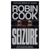 Seizure By Robin Cook Dylan Baker Reader On Audio Cassette - D648735