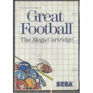 Great Football The Mega Cartridge For Sega Master Vintage - EE648914